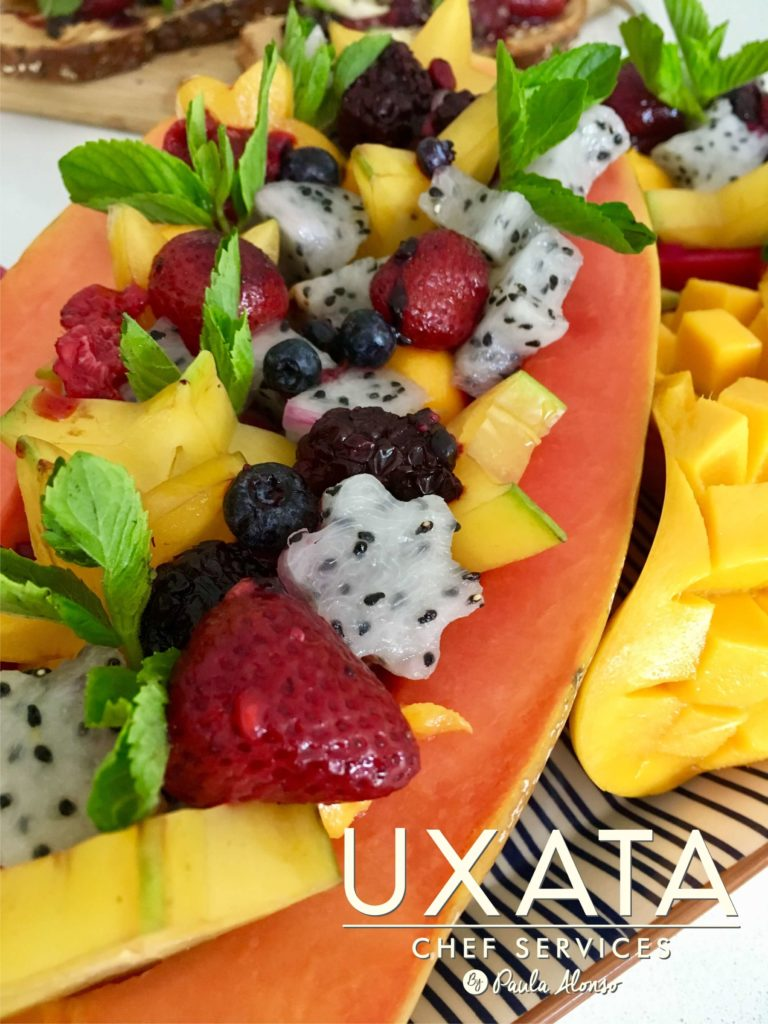 UXATA_Festive_fruit_tray