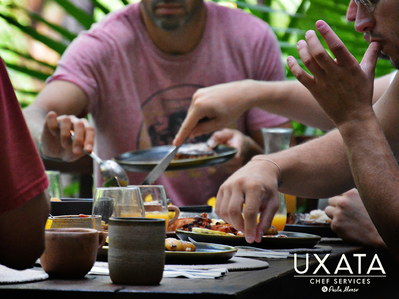Bachelor party and a revitalizing Brunch, by UXATA Personal Chef Service, Punta Maroma.